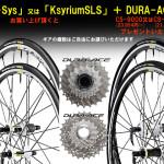 R-Sys & KsyriumSLS 今ならお得なキャンペーン